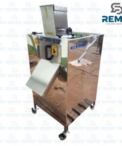 Ralador de Queijo Industrial RQ200 em aço inox 1 CV