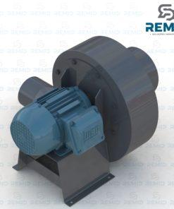 Turbo ventilador TVT21-6A em Aço carbono com motor WEG